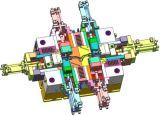 Molde de moldeado a presión de aluminio de alta presión para el cuerpo de la bomba