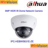 6MP cámaras de seguridad a prueba de explosiones del IP de la bóveda Ipc-Hdbw5631e-Ze Poe Dahua