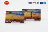 Cartões de tarja magnética, cartão de plástico, cartão de PVC