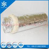 los 25FT los 7.62m refrigeran conductos aislados fibra de vidrio