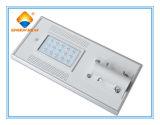 luz de calle integrada solar de la potencia 15W