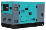 Gruppo elettrogeno diesel silenzioso di Ricardo 150kVA alimentato dal motore diesel con il baldacchino insonorizzato