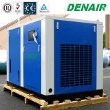 130 Cfm compresor de aire No-Lubricado sin aceite del tornillo del Petróleo-Menos de 145 PSI