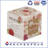 Suministro de fábrica de papel de regalo cosmética Embalaje