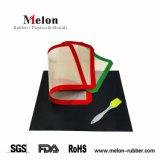 Mat van het Silicone niet van de Stok van de Mat van het Baksel van het silicone FDA Goedgekeurde