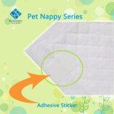 OEM 색깔 부대 패킹을%s 가진 최신 판매 높은 흡수성 처분할 수 있는 강아지 훈련 패드