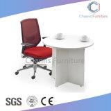 حديثة أبيض [0.6م] مستديرة مكتب طاولة اجتماع مكتب ([كس-مت31401])
