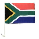 Sudáfrica Ventanilla poliéster titular de la bandera (YH-CF032)