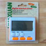 OEM/ODM chinois vendent le mini rupteur d'allumage de cuisine de Digitals de qualité avec l'horloge