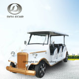 8 Seaters 중국 공장 전기 골프 카트