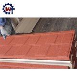 ベストセラーの石の上塗を施してある金属の韓国の屋根瓦