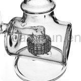 Inline-Perc Baum Perc zum rauchenden Wasser-Glasrohr (ES-GB-092)