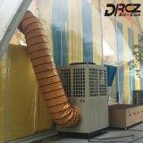 Climatiseur respectueux de l'environnement de 15HP~40HP Ductable pour la tente de chapiteau de noce