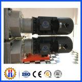 Redutor de velocidade do alumínio de molde do fabricante de China para a grua do edifício