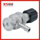 Aço inoxidável SS316L esterilidade Mini asséptica da válvula de amostragem