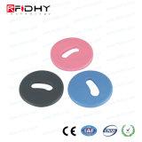 RFID resistente ao calor abotoa o Tag para o vestuário