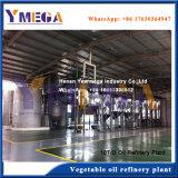 Máquina de refinaria de óleo de soja vegetais tornando o óleo de alta qualidade