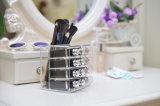 Organizador de acrílico de encargo de moda del lápiz labial de la venta directa de la fábrica del diseño 2017