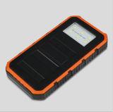 10000mAh Universal Mobile portátil al aire libre Banco de la energía solar
