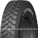 295/80r22.5 Joyallbrand駆動機構の位置の放射状の鋼鉄TBRトラックのタイヤ