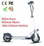 8 '' 10 500W 48V 600W 52V Draagbare Elektrische Autoped ''