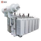 1250 kVA tres fases del transformador sumergidos en aceite con Onán