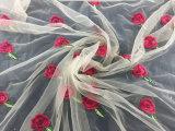 Ткань шнурка сети конструкции цветка /Kid 2018 детей весны малая для платья