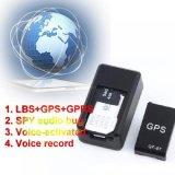 Magnetische MiniGSM GPRS Globale Echt - GPS van het tijd Volgende Apparaat GF07 Drijver