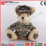 En71 del Ejército de suave Peluche Osito de peluche juguete para niños