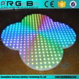 Luz de Digitas Dance Floor do banquete de casamento do estágio do diodo emissor de luz do setor