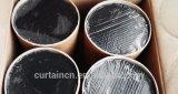 Ponto morto duas porções do vedador composto estrutural do silicone