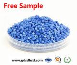 HDPE Blauwe Masterbatch voor Chemisch Materiaal PP/PE