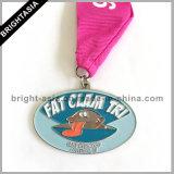 Distintivo in lega di zinco del metallo di alta qualità per i premi della concorrenza (BYH-101196)