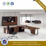 Meubles de bureau exécutif noirs de Tableau de patte en métal de couleur (HX-TN147)