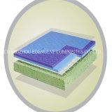 Gelegte Baumwollstoffe für Gebäude-Textildach und Dach-Schilder