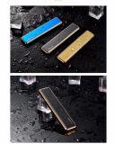 方法細いUSBの電気再充電のライター