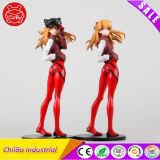Рисунок модели шипучки характера красотки Evangelion