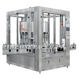 Máquina de rellenar del llenador líquido de la bomba del control numérico del tubo de Mutli