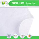 赤ん坊の新生のための変更のマットの綿の通気性の防水洗濯できるマットレスパッド