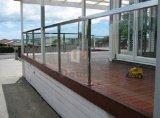 발코니와 층계를 위한 현대 디자인 스테인리스 유리제 난간