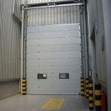 一つの部門別のパネルのガレージのドア