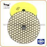 """5 """" /125mm는 디스크를 가는 돌을%s 다이아몬드 지면 닦는 패드 거친 공구를 말린다"""