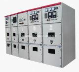 中型の電圧開閉装置、ガスは配電盤を絶縁した