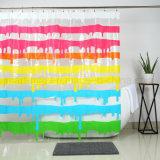 Limpar Custom cortina do chuveiro casa de banho turco com Novo Design