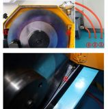 管の回状は-40degの冷気の冷却装置(TCC275PA)によって見た