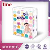 El paño seco estupendo del bebé de la alta calidad popular de las mercancías tiene gusto del pañal del bebé de la cámara
