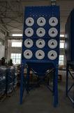 collettore di polveri a pulizia automatica del filtrante della cartuccia di Donaldson del volume di aria di 5.5kw 3500m3