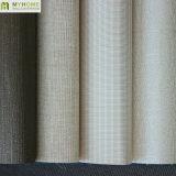 ホテルのプロジェクトのための商業使用されたファブリック壁ペーパー自然で物質的な質の壁紙