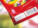 Impresora de inyección de tinta continua de la impresora de Expirydate para el rectángulo del chocolate (EC-JET920)