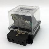 Medidor mecânico do medidor de potência do fio da fase monofásica dois da série Dd862